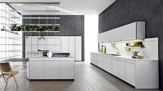 Cucine moderne e sartoriali