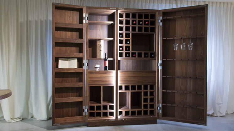Mobile Cambusa Wine