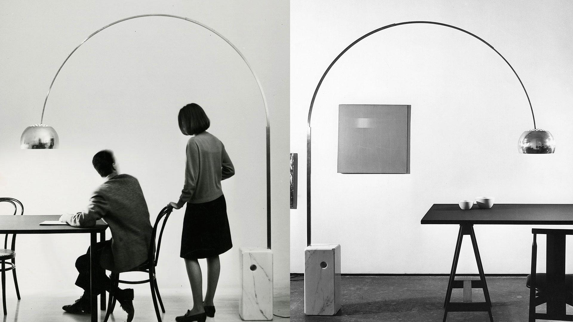 Arco - Achille & Pier Giacomo Castiglioni, 1962