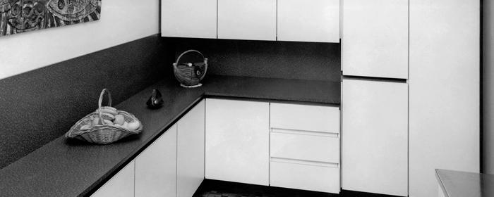 1961 - Pionieri nella cucina senza maniglie