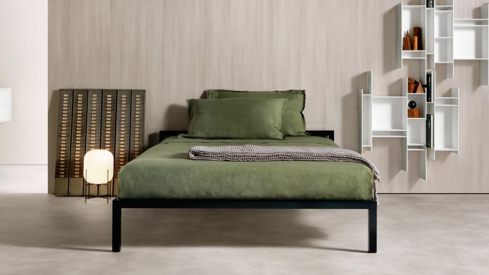 Alluminium Bed