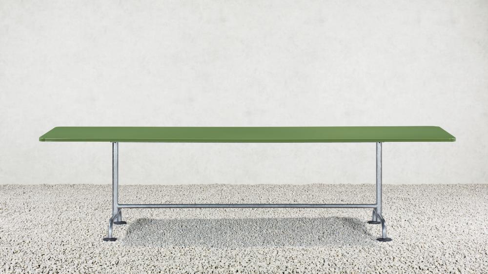 Der klassische Gartentisch
